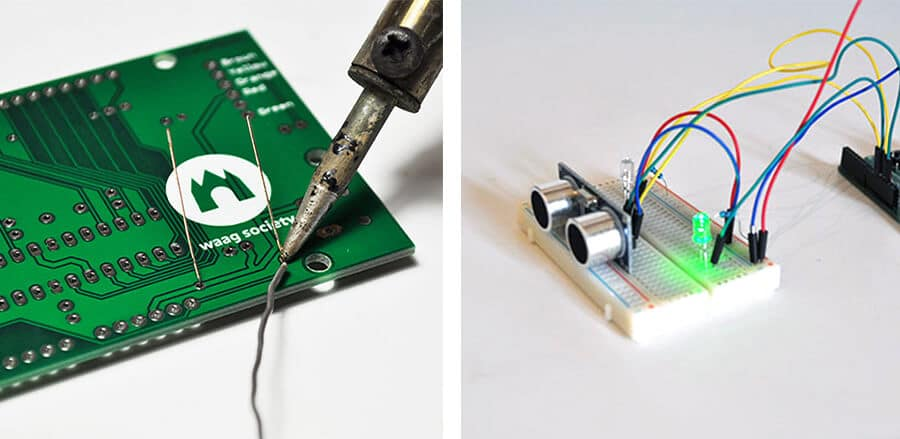 Leer programmeren en solderen met deze doe-het-zelf mini-computer