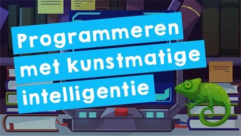 Videoserie programmeren met kunstmatige intelligentie