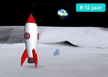 Ontwerp een virtuele wereld met CoSpaces
